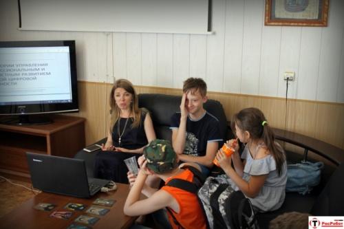 Летний городской лагерь - РосРобот 26