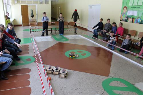 Робототехника для детей РосРобот 10