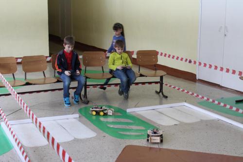 Робототехника для детей РосРобот 13