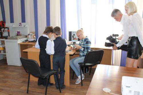 Робототехника для детей РосРобот 15
