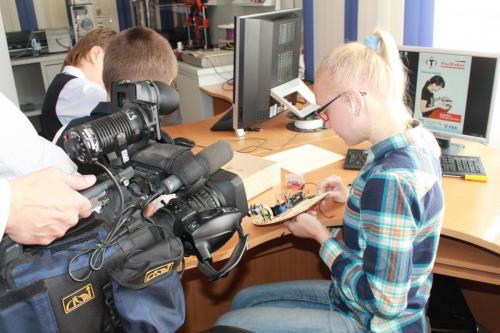 Робототехника для детей РосРобот 25