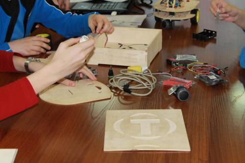 Робототехника для детей РосРобот 29