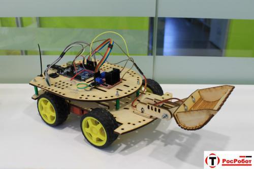 Робототехнический конструктор РосРобот 24