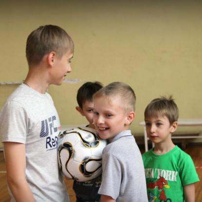 РосРобот - Спортивные игры 4
