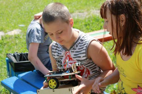 Робототехника для детей РосРобот 1